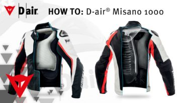 ANTEPRIMA DAINESE D-air® Misano 1000